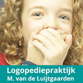 Logopedie van de Luijtgaarden Logo